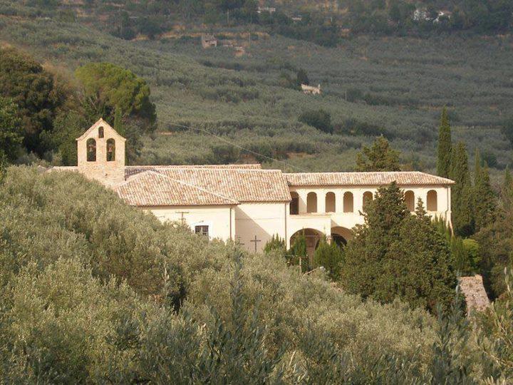 Convento del San Girolamo a Spello